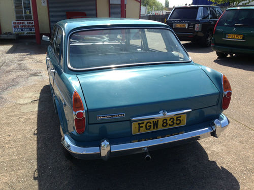 1970 Austin 1800 Land Crab Back