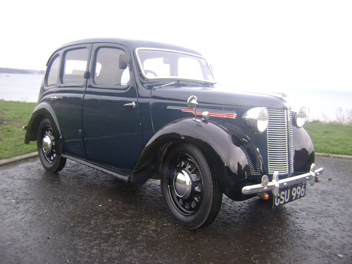 austin eight 1939 classic car 1