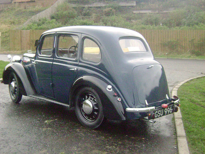austin eight 1939 classic car 2