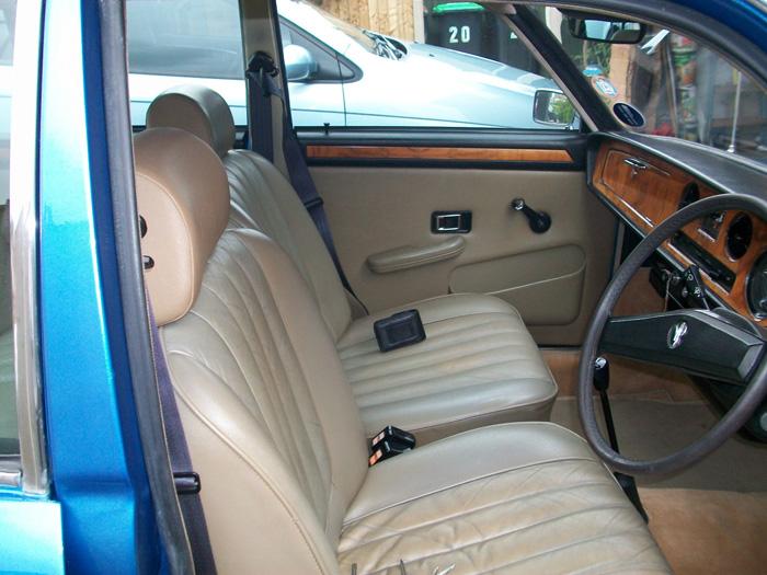 featured cars austin allegro 1977 austin allegro 1500 vanden plas ref 799. Black Bedroom Furniture Sets. Home Design Ideas