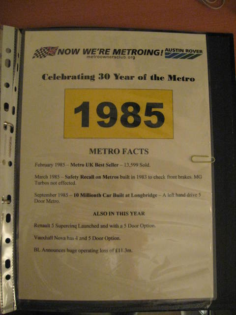 1985 austin metro city beige metro facts