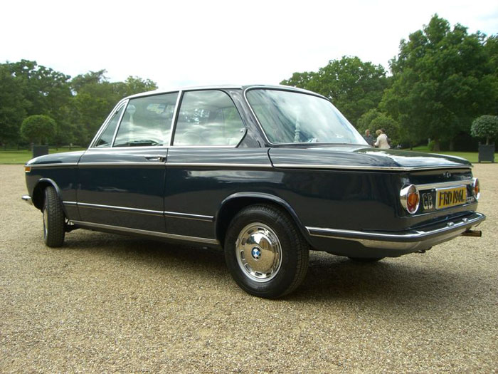 1972 bmw 2002 auto saloon national concourse winner 2