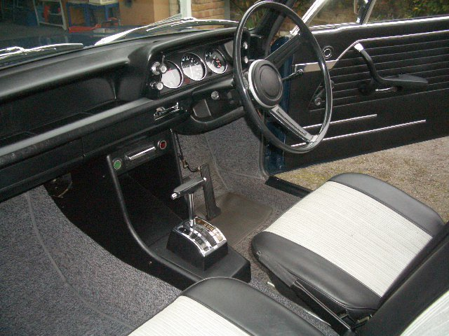 1972 bmw 2002 auto saloon national concourse winner interior 2
