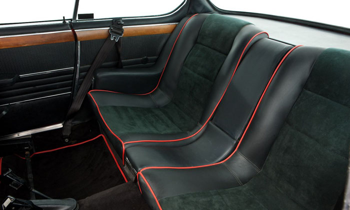 1973 bmw 3.0 csl verona red interior 3