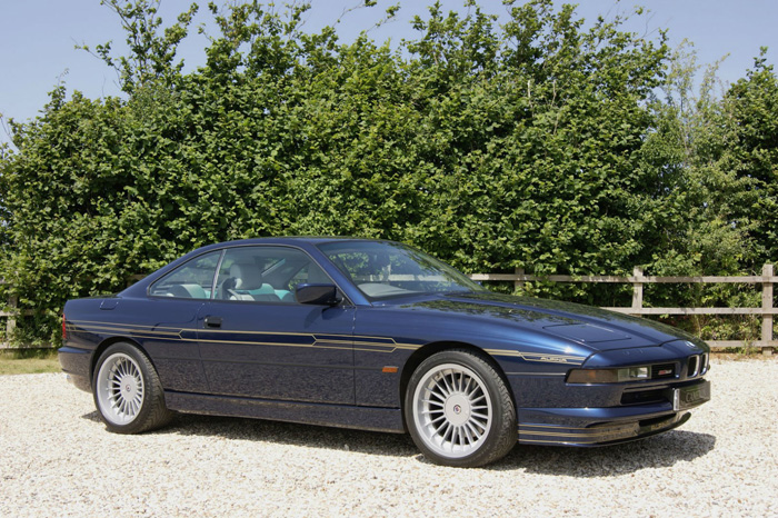 1991 BMW E31 850 Alpina B12 Coupe 1