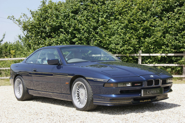 1991 BMW E31 850 Alpina B12 Coupe 2