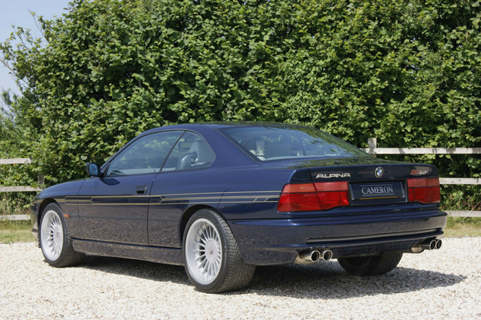 1991 BMW E31 850 Alpina B12 Coupe 3