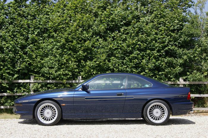 1991 BMW E31 850 Alpina B12 Coupe Side