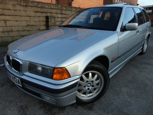 1997 bmw 3 series touring 323i 2.5 auto 1
