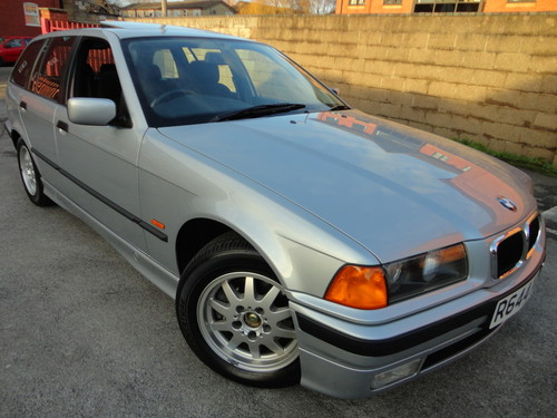 1997 bmw 3 series touring 323i 2.5 auto 2