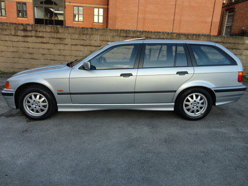 1997 bmw 3 series touring 323i 2.5 auto 3