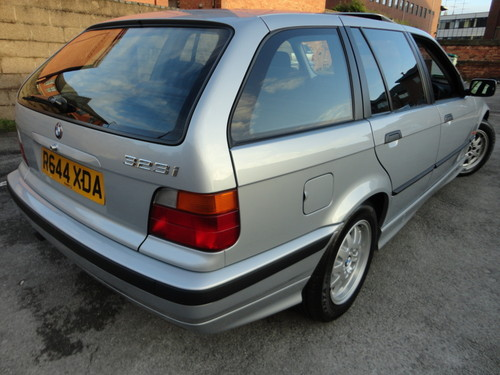 1997 bmw 3 series touring 323i 2.5 auto 4