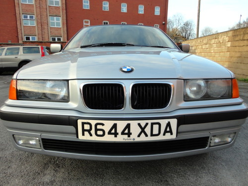 1997 bmw 3 series touring 323i 2.5 auto front