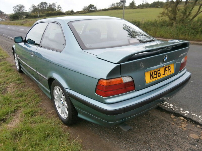 1996 BMW 323i Coupe 3