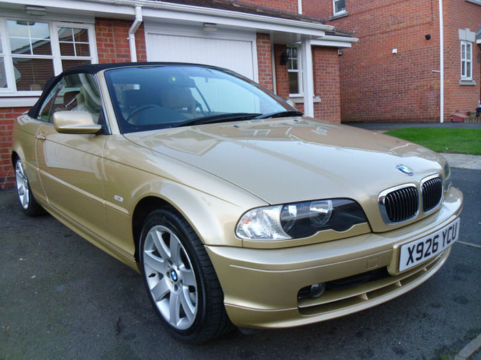 2000 bmw 320ci 320 convertible 3