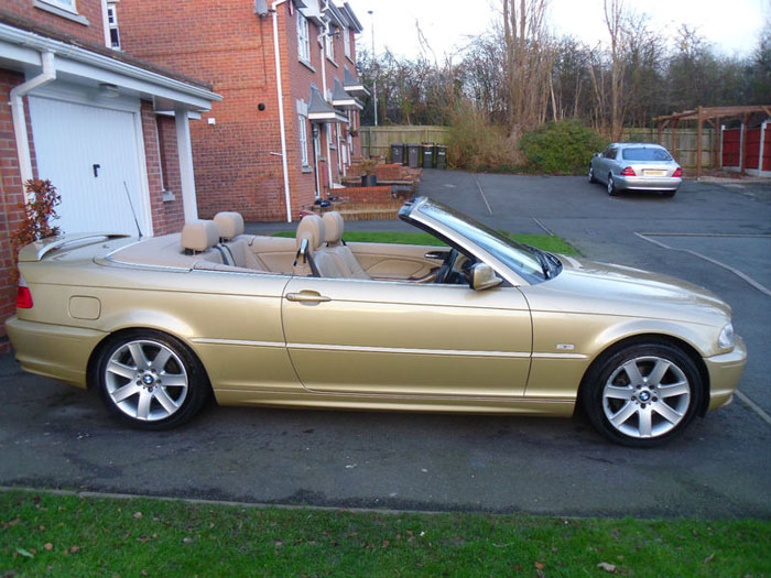 2000 bmw 320ci 320 convertible 4