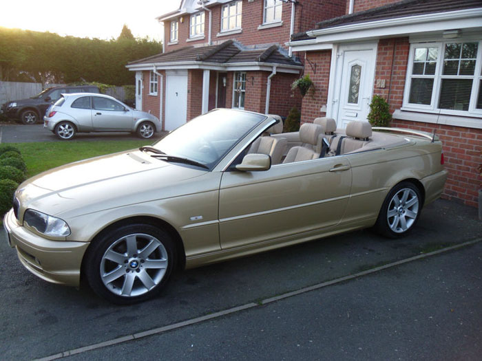 2000 bmw 320ci 320 convertible 5