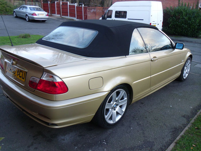 2000 bmw 320ci 320 convertible 6