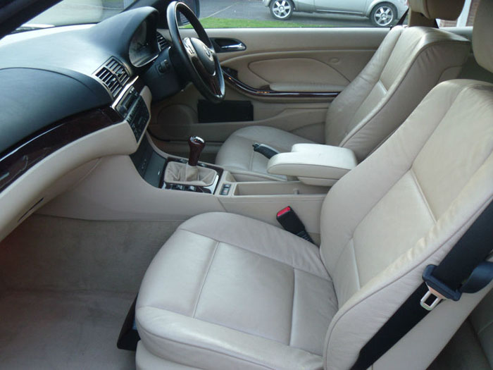 2000 bmw 320ci 320 convertible interior 1
