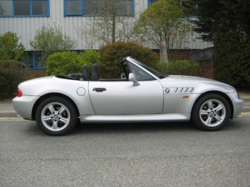 Featured Cars Bmw Z3 1999 Bmw Z3 2 0 Se Roadster