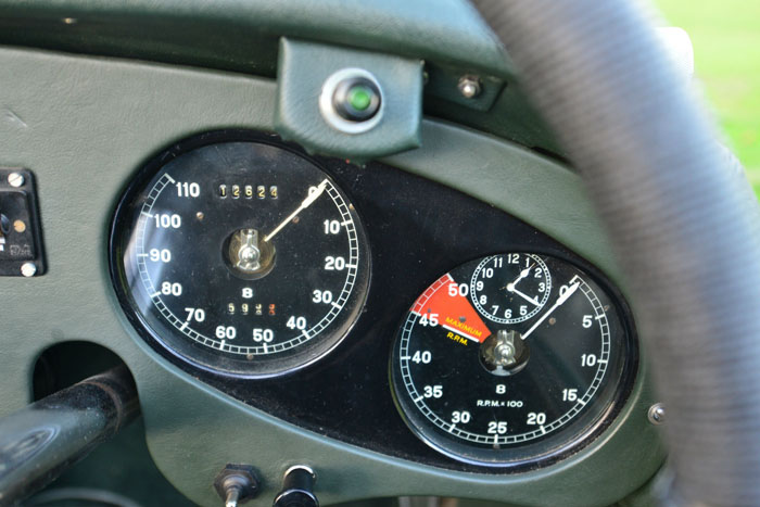 1934 Bentley 3.5 Litre Derby Speedometer Gauges