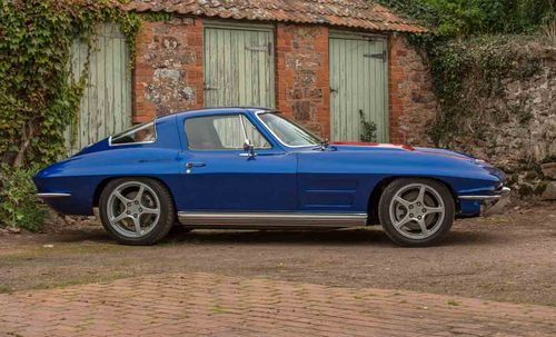 1964 Chevrolet Corvette Sting Ray Restomod Right Side