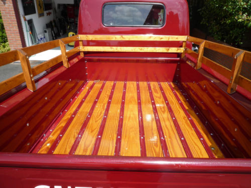 1949 Chevrolet 3100 Pickup Truck Bed
