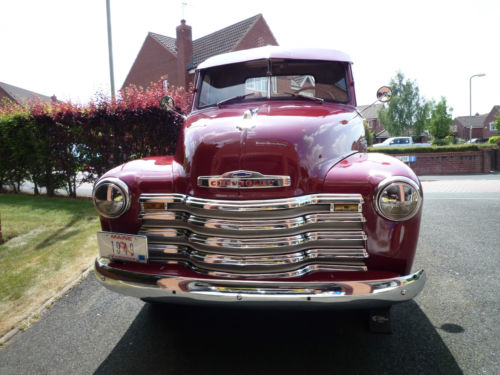 1949 Chevrolet 3100 Pickup Truck Front