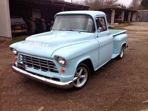 1955 chevy pick up 1