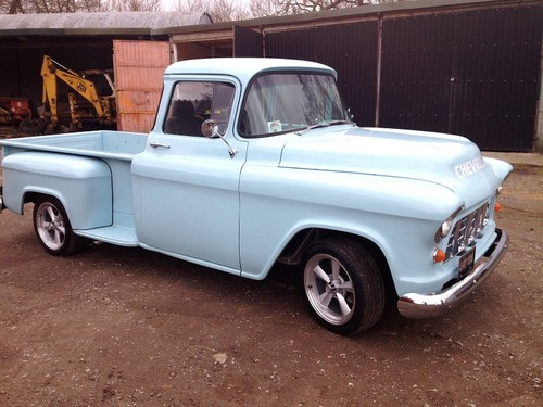 1955 chevy pick up 2