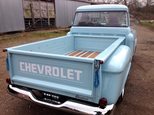 1955 chevy pick up 5