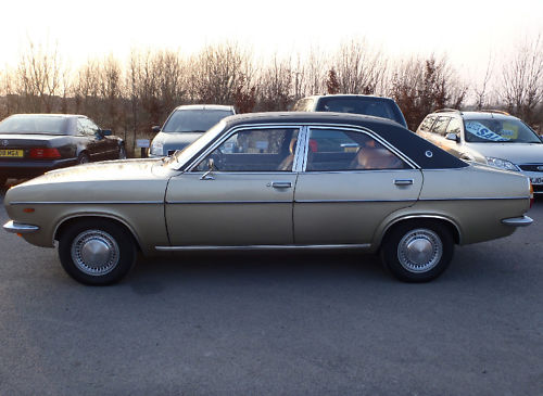 1978 chrysler 2.0 litre automatic saloon 2