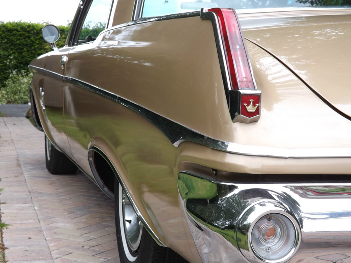 1963 Chrysler Imperial Custom Hardtop Side