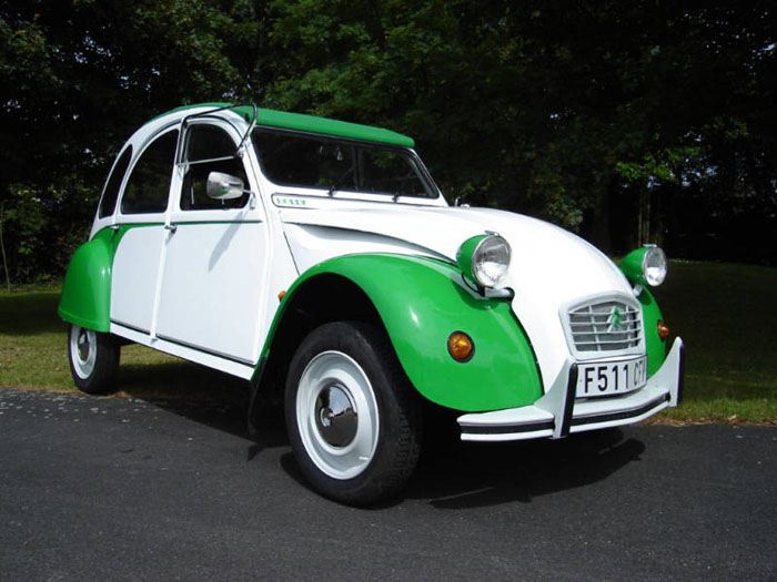 1989 citroen 2cv dolly 1