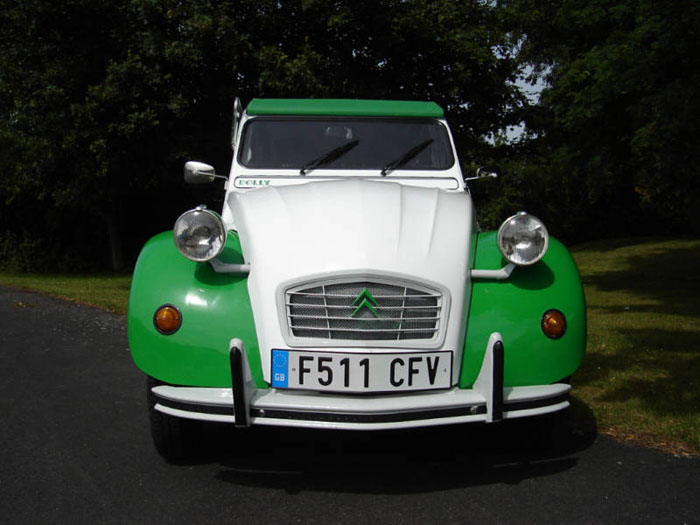 1989 citroen 2cv dolly 2