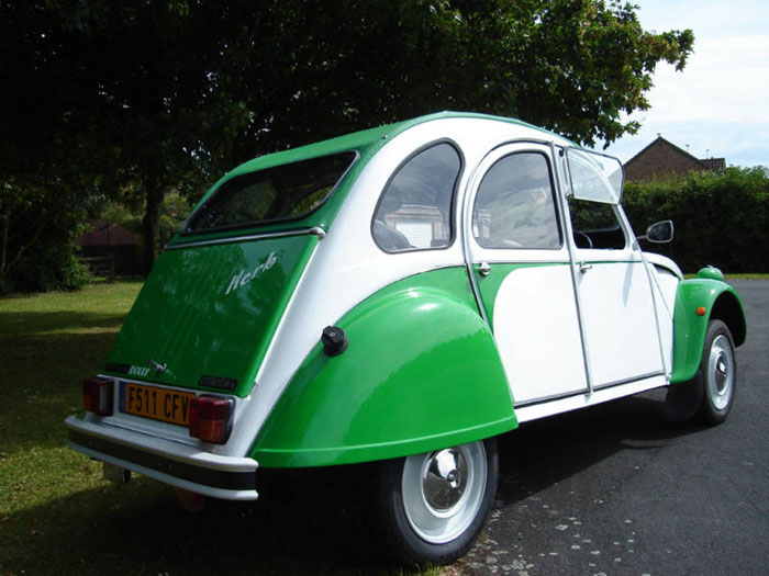 1989 citroen 2cv dolly 3