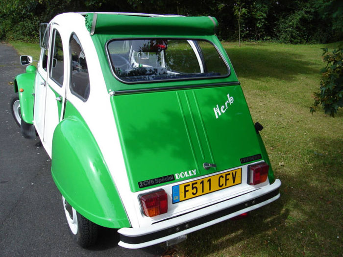 1989 citroen 2cv dolly 4