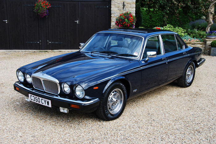 1986 daimler 5.3 v12 double six automatic 1