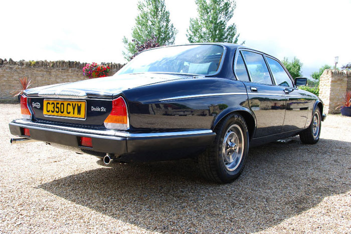 1986 daimler 5.3 v12 double six automatic 3