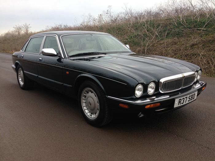 H Fox Jaguar Leeds Featured Cars - Daimle...