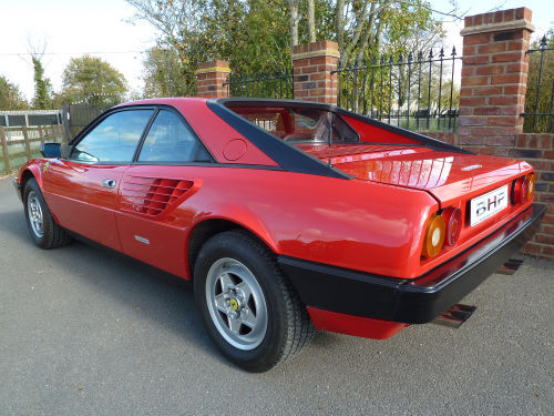 featured cars ferrari mondial 1985 ferrari mondial 3 0 qv coupe in rosso red ref 568. Black Bedroom Furniture Sets. Home Design Ideas