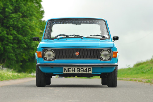 1976 Fiat 128 1.1 Front