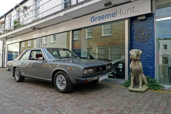 1978 Fiat 130 Coupe 1