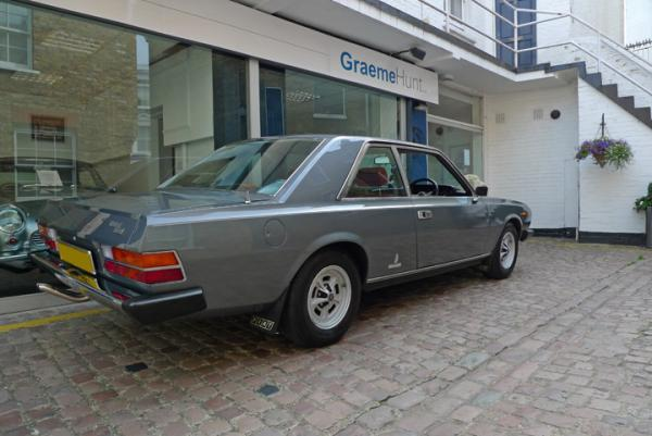1978 Fiat 130 Coupe 2