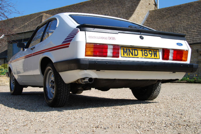 1980 ford capri gt4 back