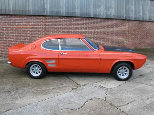 featured cars ford capri 1970 ford capri 3000gt ref 445. Black Bedroom Furniture Sets. Home Design Ideas