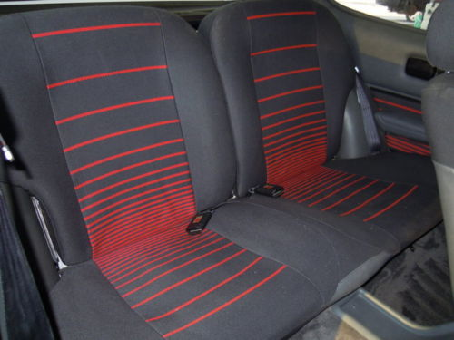 1984 ford capri 2.0 s front seats