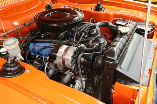 1974 ford capri mk1 rs3100 engine