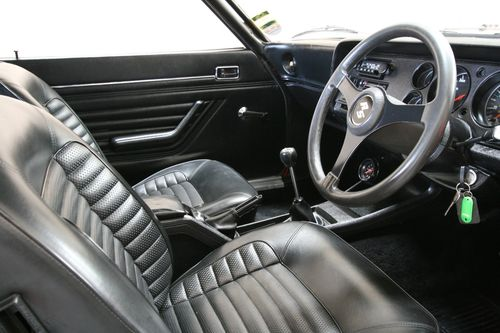 1974 ford capri mk1 rs3100 interior