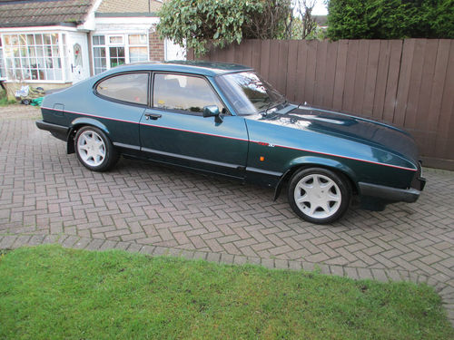 1987 Ford Capri 280 Brooklands 2.8i 2